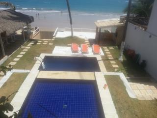 Chalé em Condomínio fechado, Beira mar, Praia Ense - Nisia Floresta vacation rentals