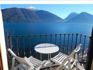 beautiful apartment directly on the lake near mena - San Siro vacation rentals