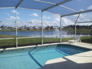 Orlando Vacation Rental near Disney - Lake Front 5 Bd Villa - Davenport vacation rentals