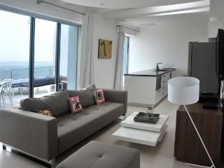 BLUE RESIDENCE 707 A & B... luxury living on St Maarten's - Cupecoy vacation rentals