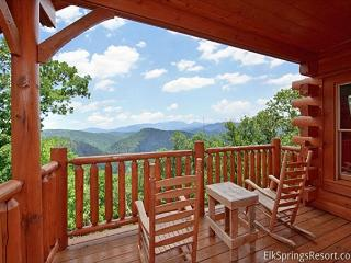 Incredible Views from your Luxury 1 Bedroom Cabin! - Sevierville vacation rentals