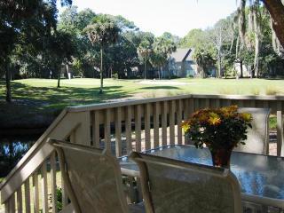 3 BR Nearest to Beach on Lagoon-Golf View-2 Decks - Hilton Head vacation rentals