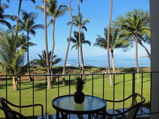 Beachfront paradise, ocean views, great location - Kihei vacation rentals