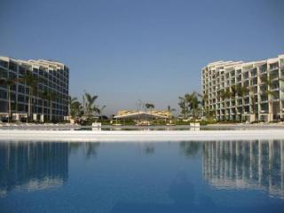 BEACH FRONT BEAUTIFUL STUDIO ACQUA FALMINGOS NUEVO VALLARTA MEXICO - Nuevo Vallarta vacation rentals