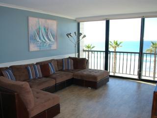 One Bedroom, one bathroom Ocean front condos at Capri - Pacific Beach vacation rentals