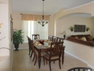 4 Bed 2 Bath Pool Home With Lake View In Kissimmee. 600EP - Orlando vacation rentals
