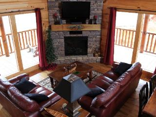 Happy Trails Log Cabin in Bear Creek Crossing - Pigeon Forge vacation rentals