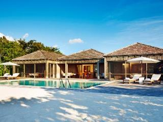 Beachfront Villa Como with pool, access to resort amenities, daily housekeeping & great for events - Parrot Cay vacation rentals