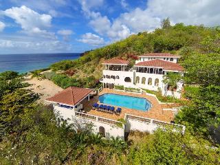 Joie de Vivre at Terres Basses, Saint Maarten - Beachfront, Large Pool - Terres Basses vacation rentals