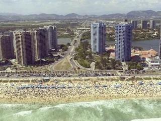 BEACH FRONT APARTMENT IN RIO DE JANEIRO!!! - State of Rio de Janeiro vacation rentals