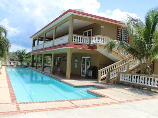 Casa Olimpica - Private 75ft long swimming pool - Puerto Rico vacation rentals