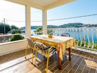 2 bedroom apartment with terrace in Zaton Bay A4 - Zaton vacation rentals