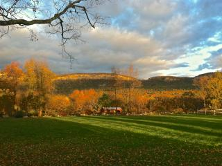 Restorative Farmhouse_180 degree Cliff Views - New Paltz vacation rentals