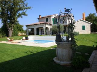 Luxorious 3 bedroom villa Expirience, 10 min drive from the beach - Baderna vacation rentals