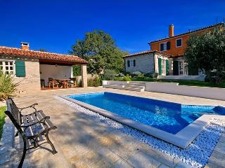 Luxury 3 bedroom villa, where each room has its own story and theme - Baderna vacation rentals