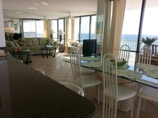 Oceanfront 3 Bedroom with a View at Edgewater - Panama City Beach vacation rentals