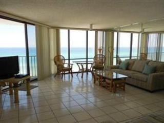 Directly beach front - Gorgeous 2 Bedroom with Private Pool at Edgewater Beach Resort - Panama City Beach - rentals