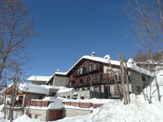 APARTMENT IN CHALET IN CHAMPLAS DU COL - SESTRIERE - Bardonecchia vacation rentals