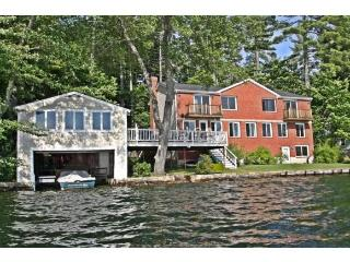 Amazing Lake House w/Boathouse, Dock, Views & Sun! - Freedom vacation rentals