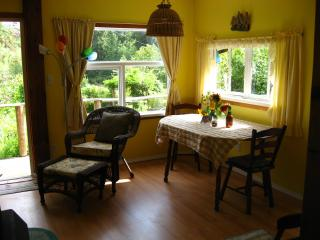Nice Cottage with Deck and Internet Access - Heriot Bay vacation rentals
