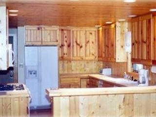 4 Bedroom modern Log home walk to beach - Indiana vacation rentals