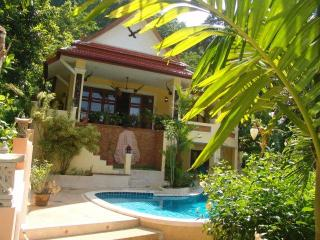 luxus pool villa in tropical garden - Nai Yang vacation rentals