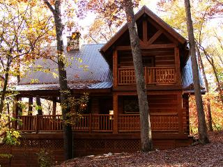 Cinnamon Valley - 'The Elk Lodge' - Eureka Springs vacation rentals