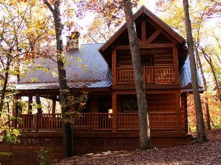 Cinnamon Valley - 'The Elk Lodge' - Arkansas vacation rentals