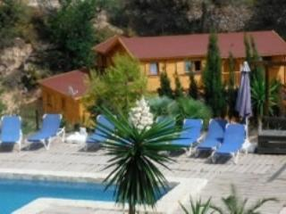 Finepark big log house Barcelona - Image 1 - Cala Finestrat - rentals