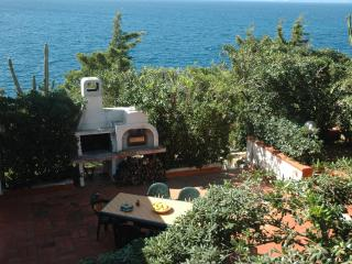 Villa Linda, Exceptional Sea-view - Terrasini vacation rentals