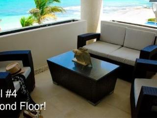 3 BDRM APT, INCREDIBLE OCEAN VIEW, 7th NIGHT FREE! - Playa del Carmen vacation rentals