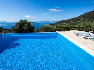 Villa Kalithea  - Peaceful, brand new luxury villa in magical setting - Sivota vacation rentals