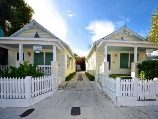 TRADEWINDS -  Private Parking - Two Private Hot Tubs - 1/2 Block To Duval! - Key West vacation rentals