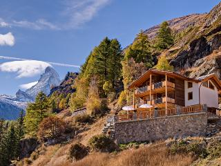 Chalet Gemini Mountain Exposure Zermatt - Serviced,independent,Sauna,Hot Tub - Zermatt vacation rentals