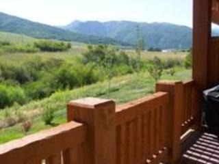 Snowbasin South View | Luxury 1 Bedroom | Lakeside Unit 15A - Huntsville vacation rentals
