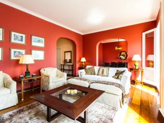 Welcoming 3 Bedroom Apartment in Jardins - State of Sao Paulo vacation rentals