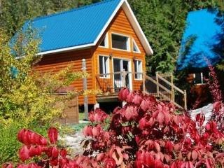 Mackenzie Cabin | Griffin Lake - Revelstoke vacation rentals