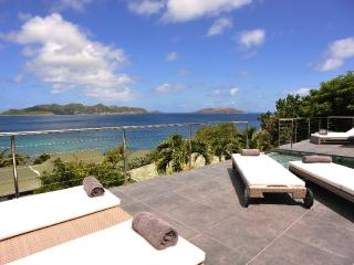 Mirande at Pointe Milou, St. Barth - Ocean View, Amazing Sunset Views, Contemporary - Pointe Milou vacation rentals