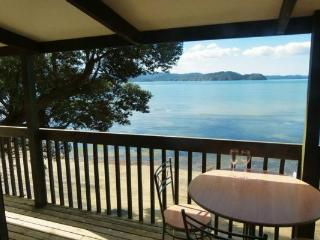 An absolute beachfront kiwi holiday home! - Awhitu vacation rentals