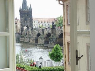 Unique Charm Views Of The Ch-bridge Castle 1st floor - Prague vacation rentals