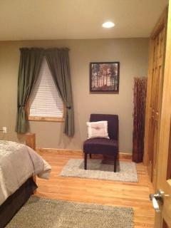 Cozy 3 bedroom Danielsville Cabin with Internet Access - Danielsville vacation rentals