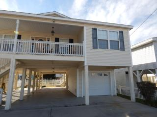 Cherry Grove Beach House - Steps to Beach - North Myrtle Beach vacation rentals