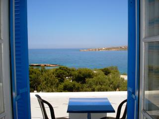 Studio with Panoramic Sea View for 1-3 persons - Parikia vacation rentals