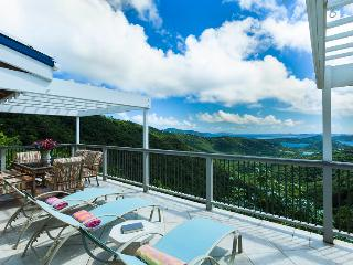 Bordeaux Breeze|Bordeaux Mountain, St. John, USVI|2 Bedrooms, 3 Baths - Saint John vacation rentals