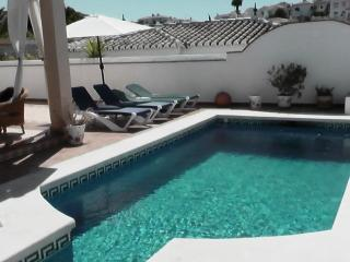 Modern villa with private pool beautiful sea views - Torrox vacation rentals