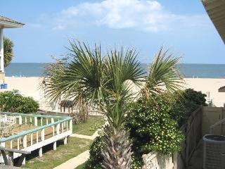 #2-B 2nd Terrace - Just Steps to the Beach - FREE Wi-Fi - Tybee Island vacation rentals