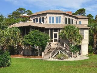 #4 9th Street - Panoramic Vistas of Tybee Beach at this Exceptional Historic Tybee Island Beach House - Southern Georgia vacation rentals