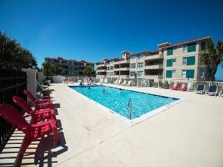 DeSoto Beach Club Condominiums - Unit 108 - Spectacular Views of the Atlantic Ocean - Swimming Pool - FREE Wi-Fi - Tybee Island vacation rentals