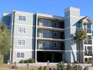 Fort Screven Villas - Unit 201 - Spectacular Views of the Atlantic Ocean - FREE Wi-Fi - Tybee Island vacation rentals