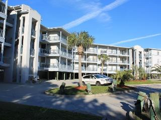 Savannah Beach & Racquet Club Condos - Unit C104 - Water Front - Swimming Pool - Tennis - FREE Wi-Fi - Tybee Island vacation rentals